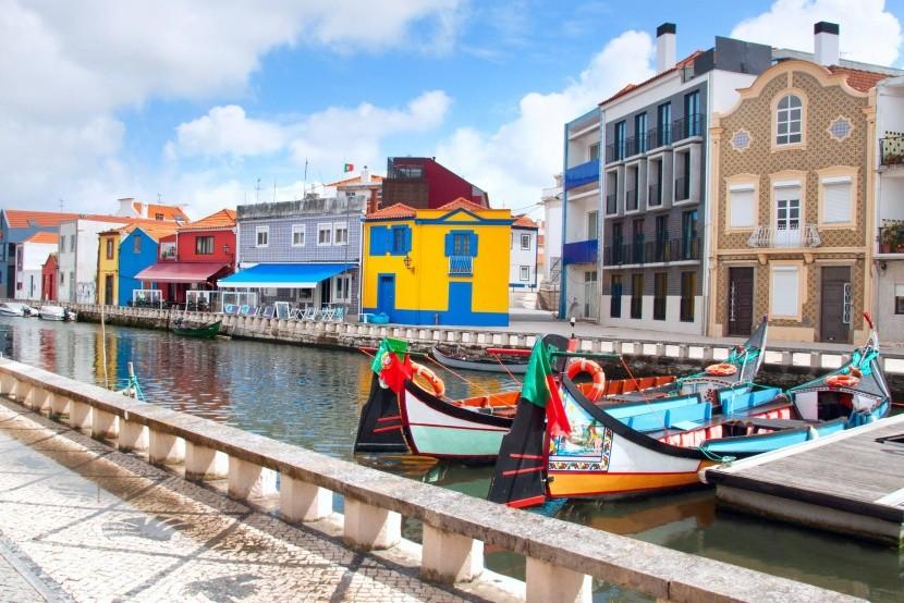 Aveiro, Portugalsko
