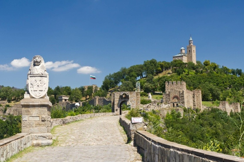 Tsarevets erőd, Veliko Tarnovo