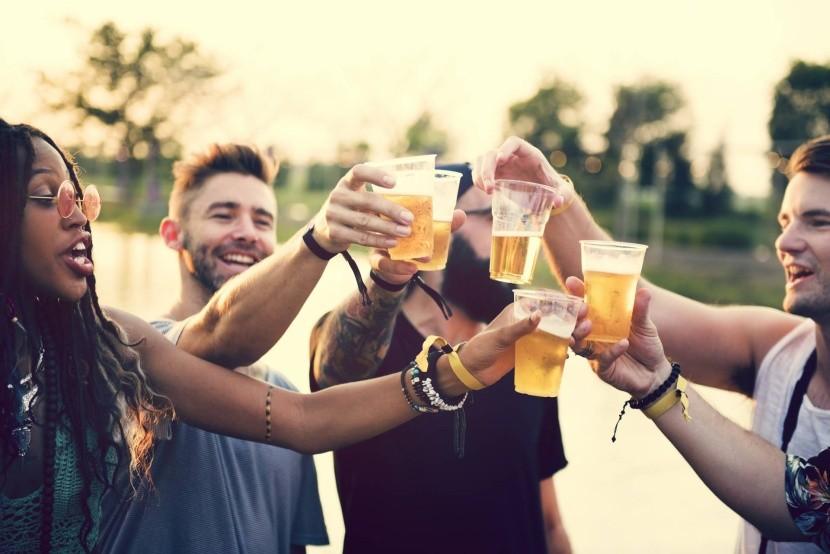 Lotyšský pivný festival Latviabeerfest