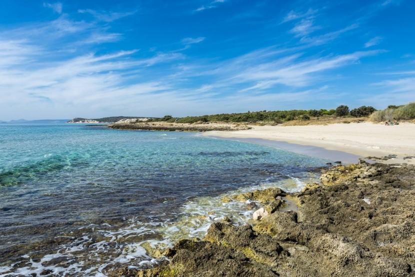 Pláž Altinkum