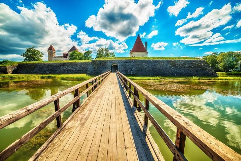 Hrad Kuressaare, Estónsko