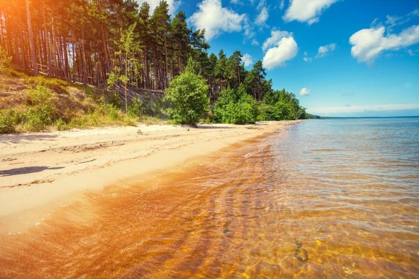 Baltské more, Lotyšsko