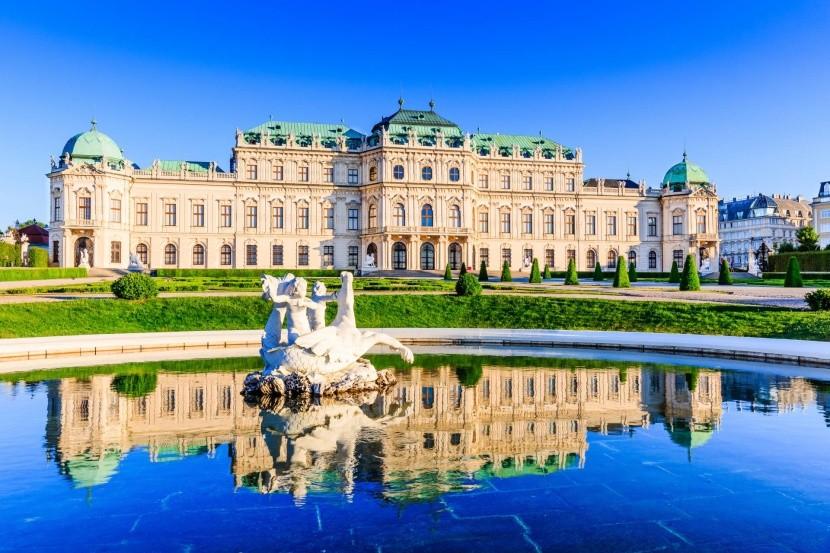 Historické centrum Viedne