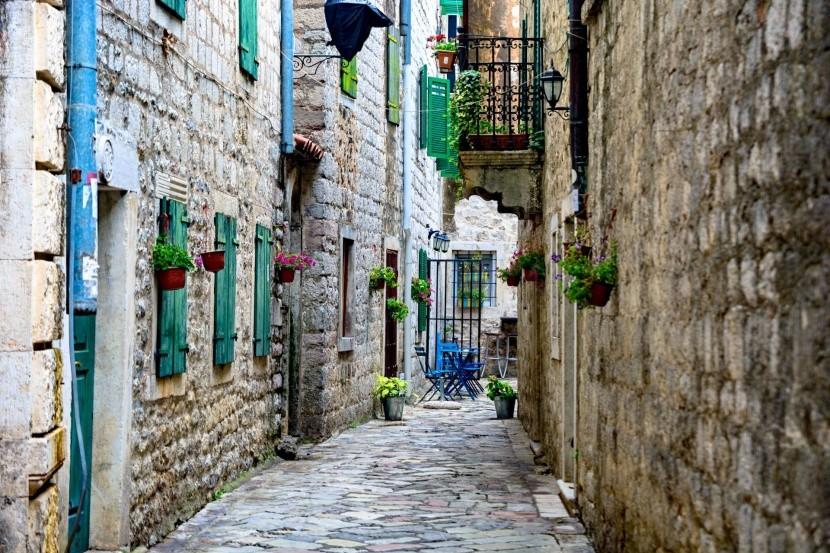 Kotorské ulice