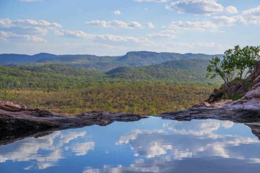 Gunlop Plunge Pool (Ausztrália)