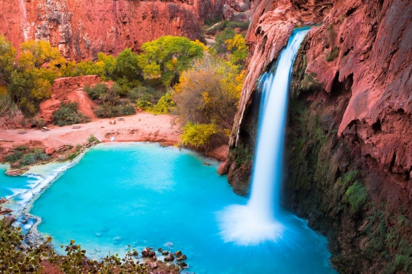 Havasupai Falls (Arizona)