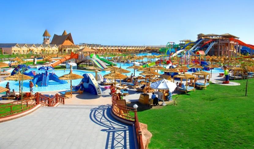 Jungle Aqua Park pre menších aj väčších