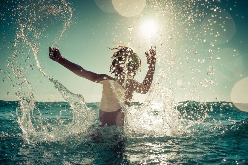 Užite si slnečné jazerá