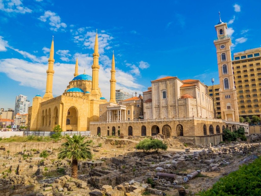 Bejrút - Libanon