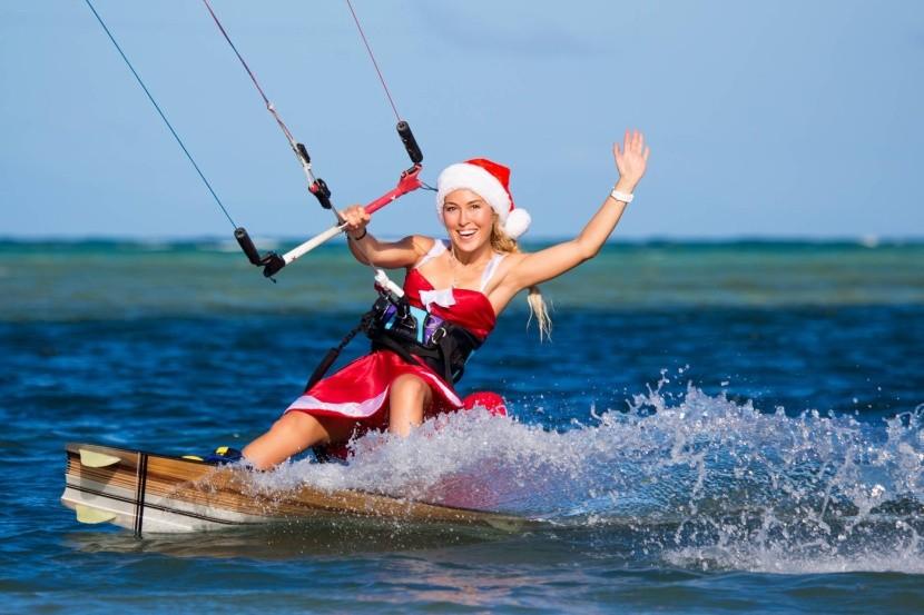 Vianočné surfovanie v Austrálii