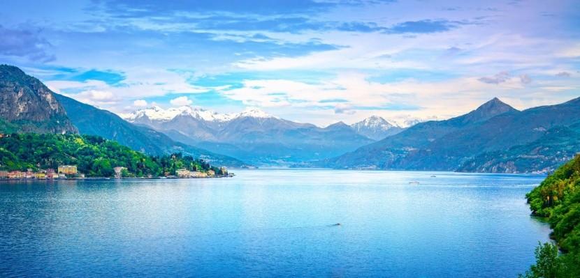 Obíďte Lago di Como na bicykli
