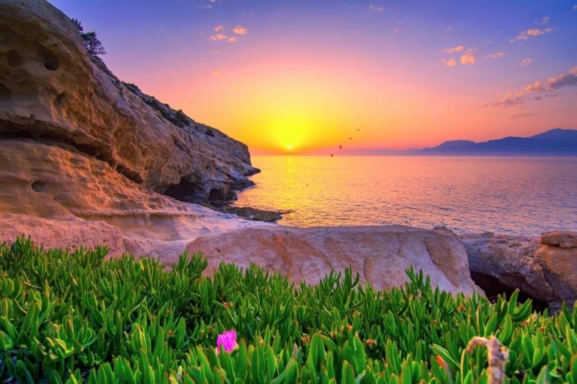 Matala, južná Kréta