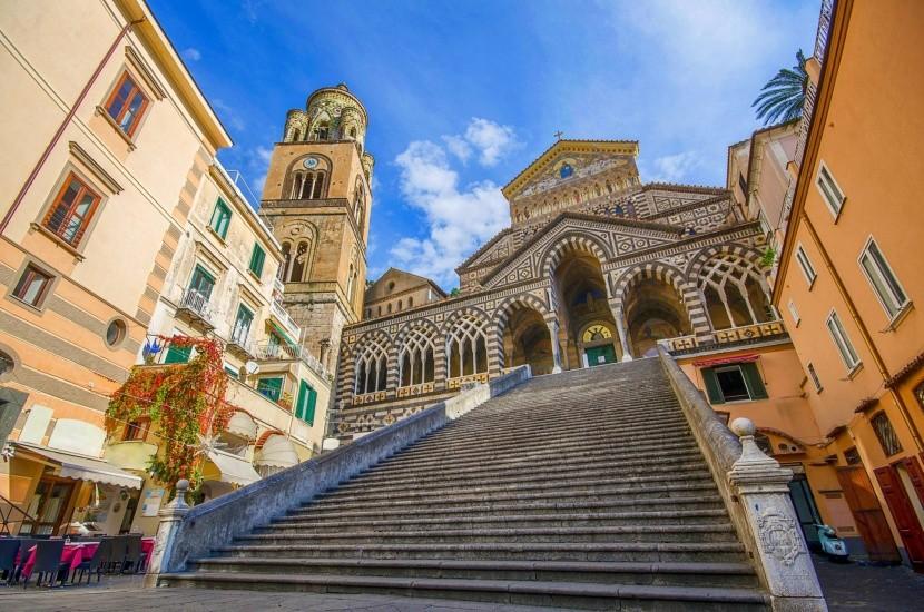 Cattedrale di Sant'Andrea, Amalfi