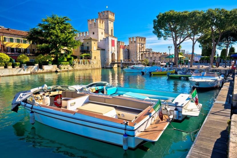 Sirmione u Lago di Garda