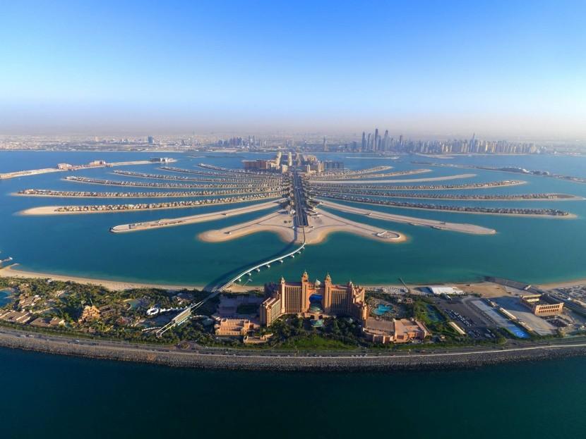 Palm Jumeirah– pro luxusní relax