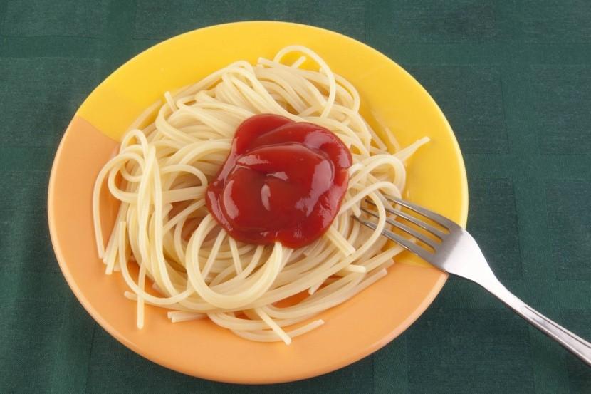 Špagety s kečupom? V Taliansku NIE!