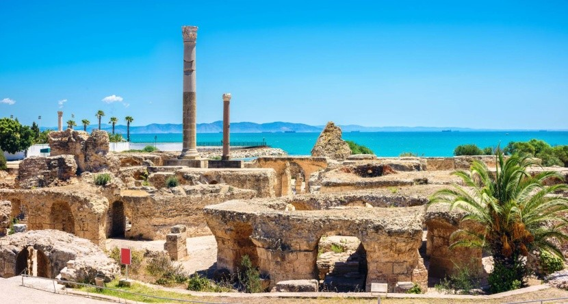 Tunézia