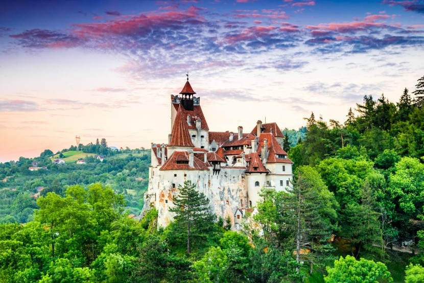 Drakulov hrad