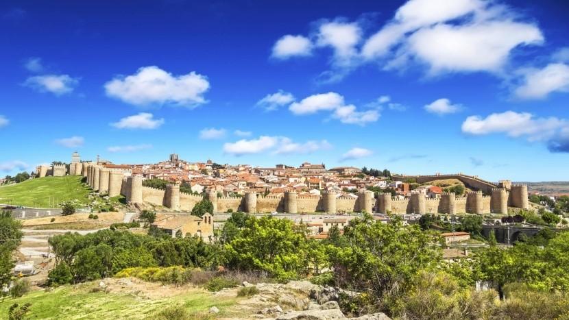 Ávila, Španělsko