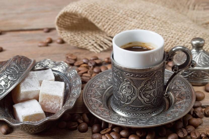 Tradicionális török kávé