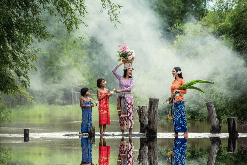 Obyvatelia Bali