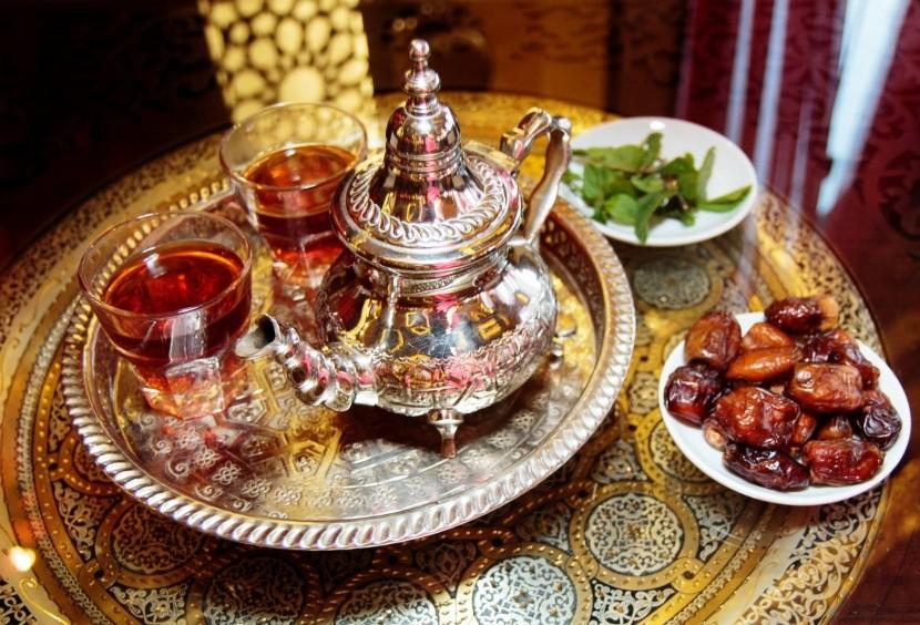 Fűszeres tea-kultúra