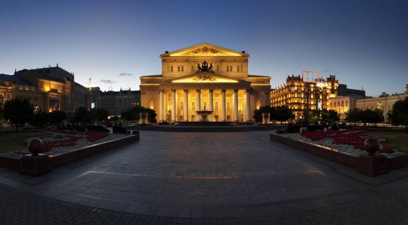 Veľké divadlo (Bolshoi Theatre)