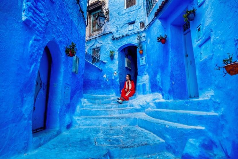 Maroko je plné farieb, chutí a vôní