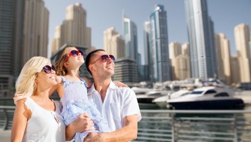 Dovolená v Dubaji s dětmi