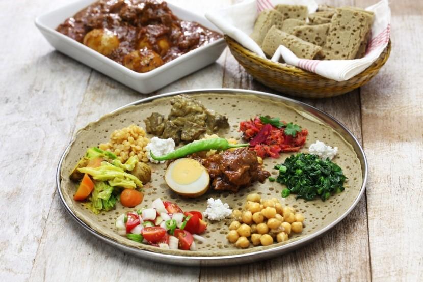 Etióp konyha