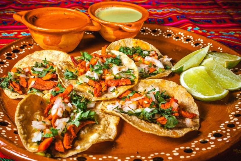 Mexikói konyha