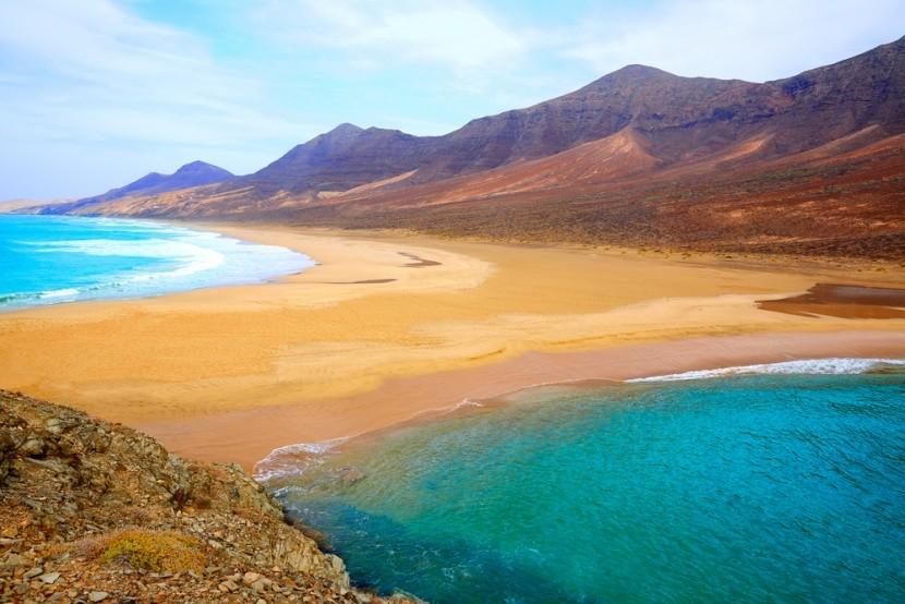 Fuerteventura, Barlovento beach