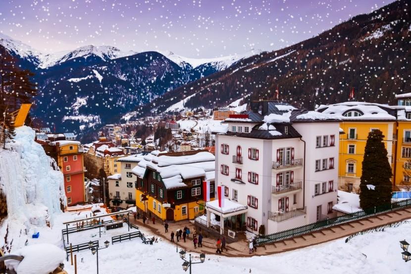 Gastein, Ausztria