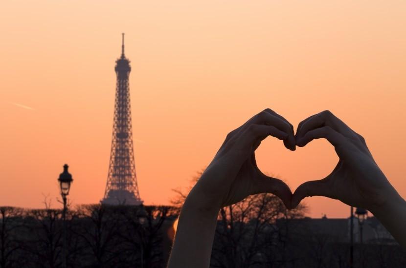 Romantický Paríž trochu inak