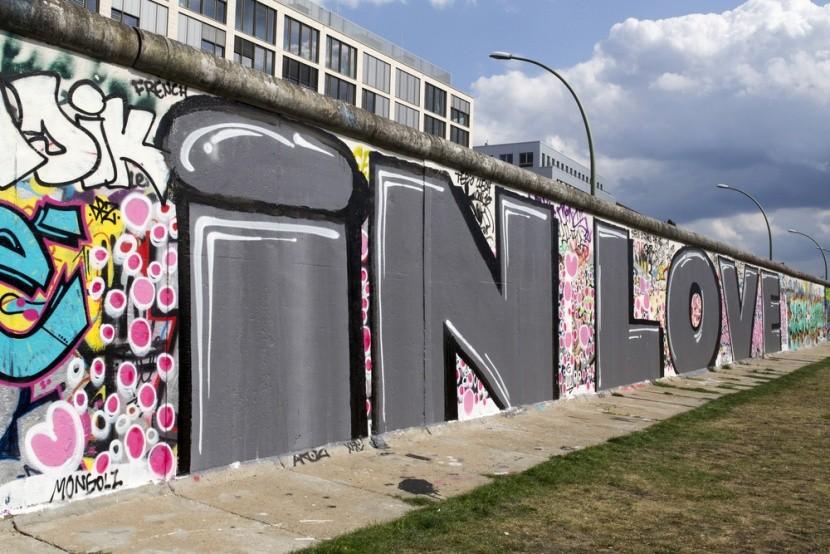 Berlínsky múr ako ideol z detstva