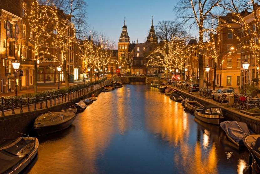 Svätý Mikuláš v Holandsku