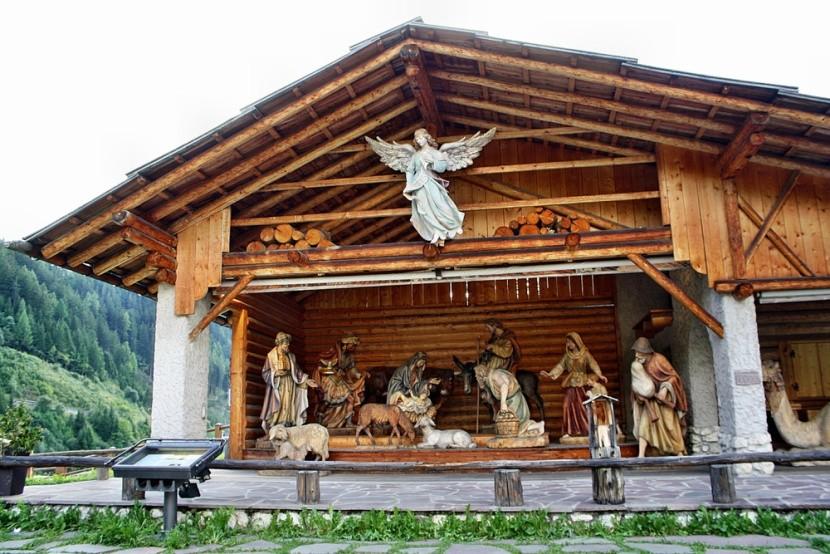 Betlehem v južnom Tirolsku