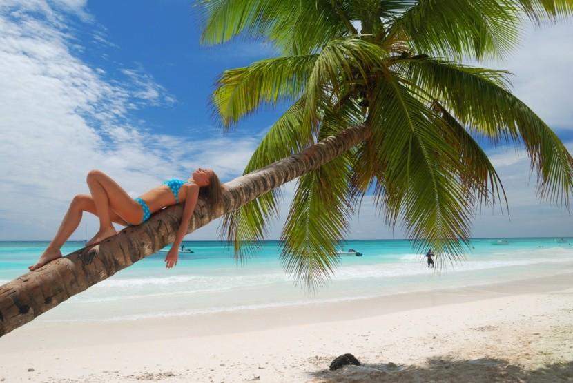 Dominikai Köztársaság tengerpartja
