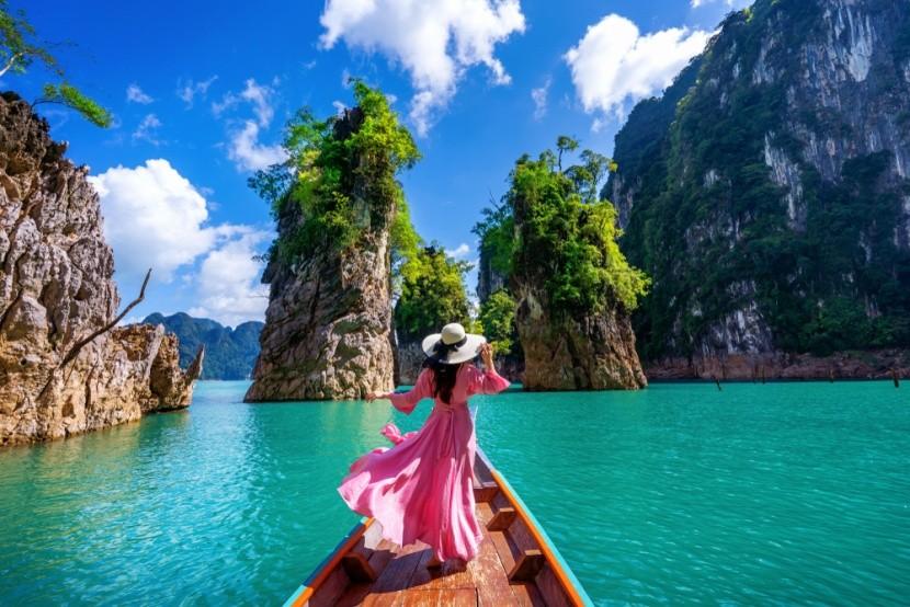 Khao Sok National Park, Thaiföld