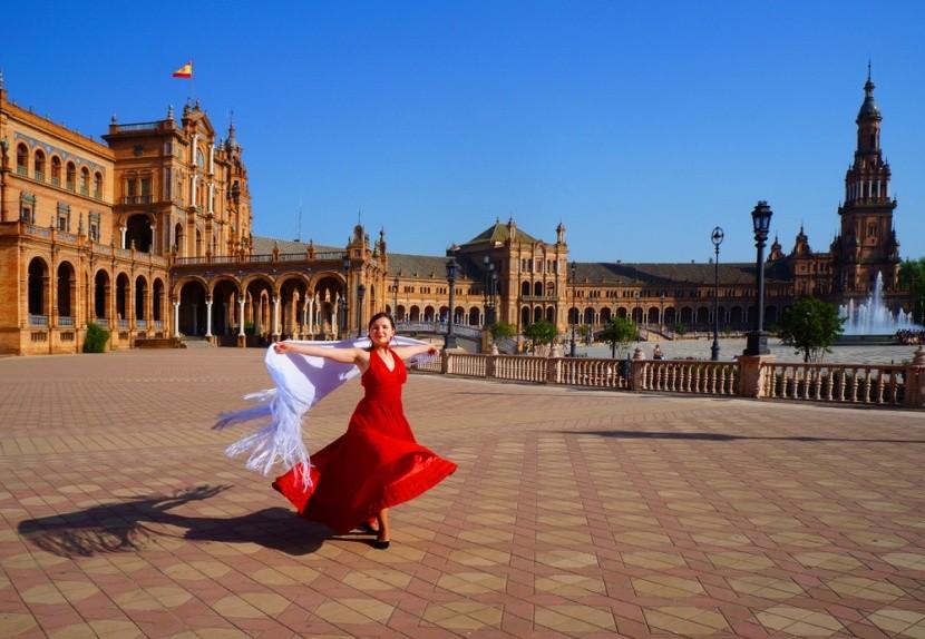 Érzéki flamenco Andalúziában