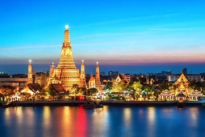 Budhistický chrám Wat Arun