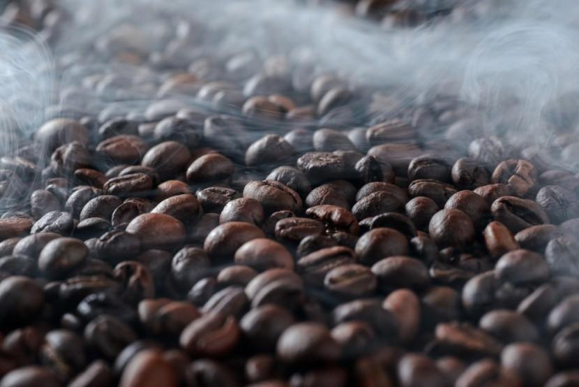 A brazil kávé pörkölése