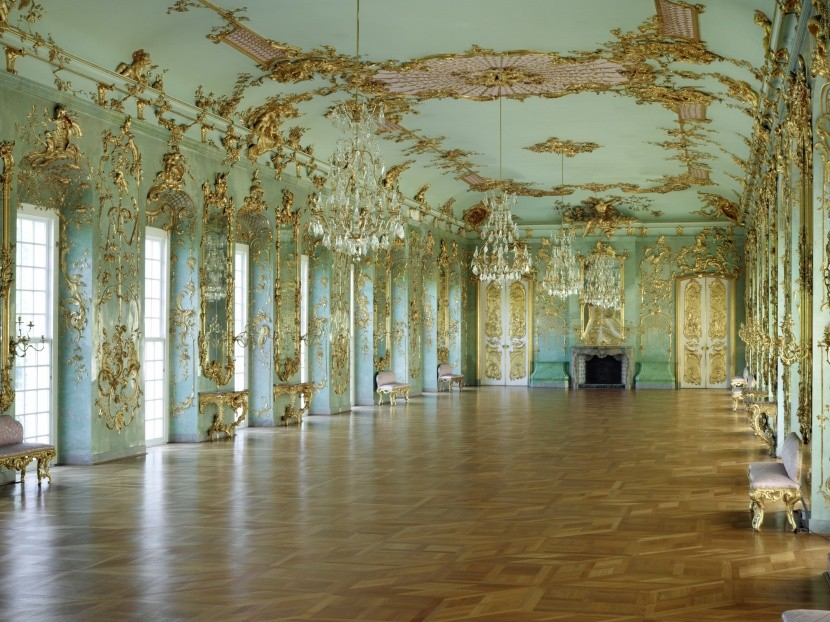 Charlottenburg Zlatá galerie
