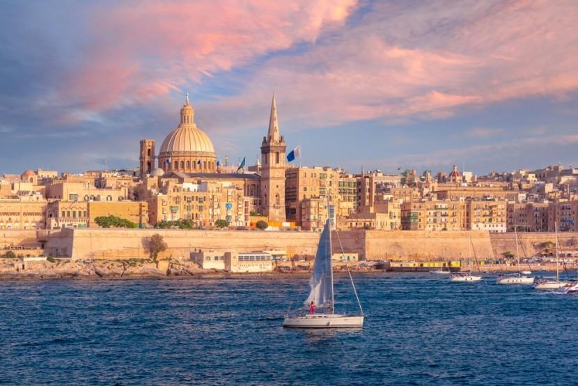 Málta, Valletta óváros
