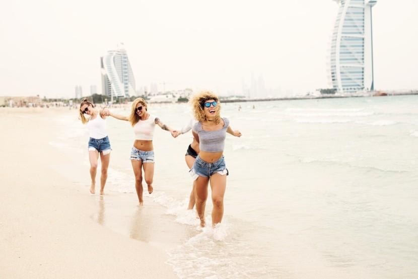 Staršie deti si zamilujú Dubaj