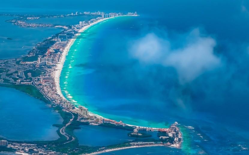 A Yucatán-félsziget, Cancún