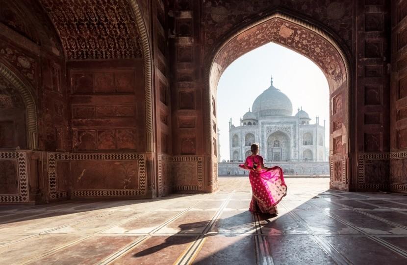 Taj Mahal, szerelem az öröklétig