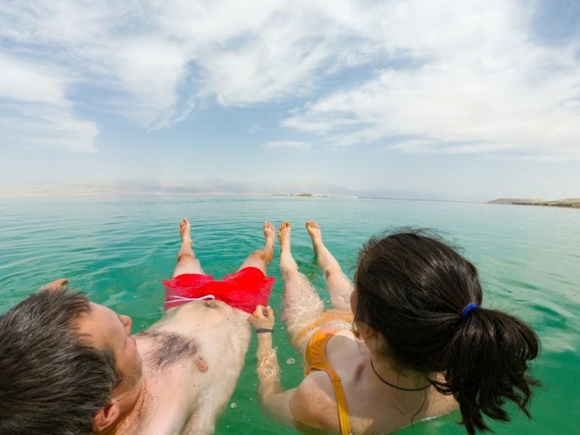 A Holt-tenger sós csodája
