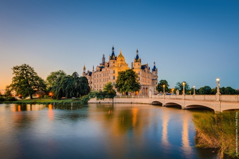 Schwerin – ráj milovníků vodních sportů
