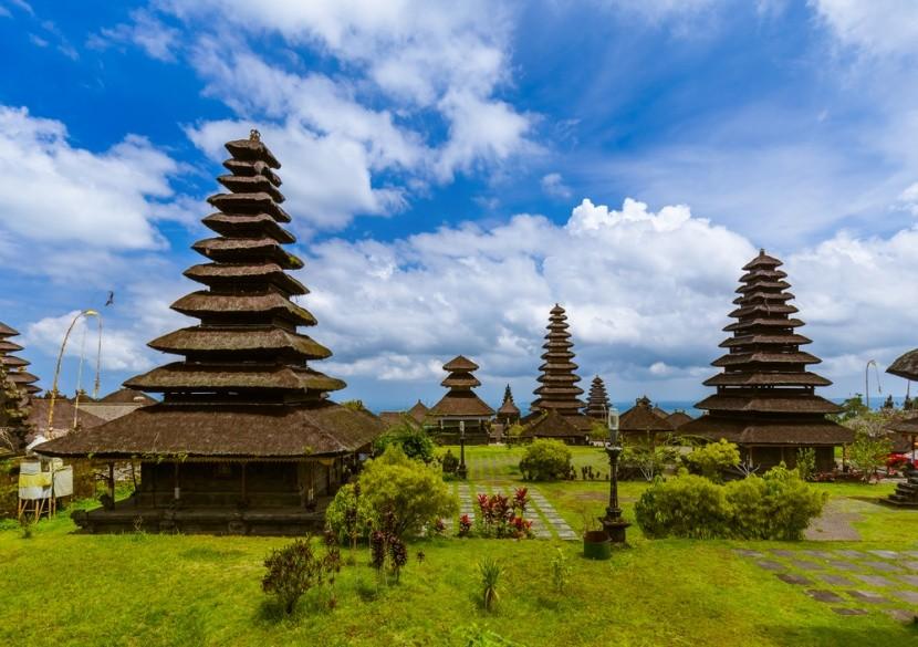 Chrám Besakih, Bali